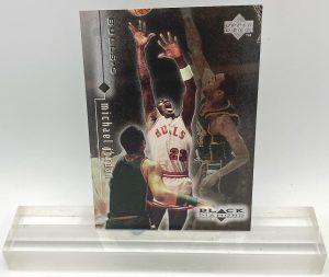 1999 Upper Deck Black Diamond (Michael Jordan Card #2) 2pcs (1)
