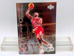 1999 Upper Deck Black Diamond (Michael Jordan Card #22) 3pcs (1)
