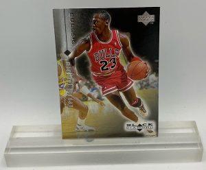 1999 Upper Deck Black Diamond (Michael Jordan Card #3) 2pcs (1)
