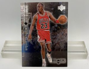 1999 Upper Deck Black Diamond (Michael Jordan Card #5) 2pcs (1)