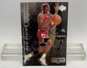 1999 Upper Deck Black Diamond (Michael Jordan Card #6) 3pcs (1)