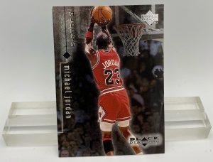 1999 Upper Deck Black Diamond (Michael Jordan Card #7) 3pcs (1)