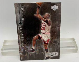 1999 Upper Deck Black Diamond (Michael Jordan Card #9) 2pcs (1)