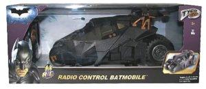 Dark Knight Remote Control Batmobile-a