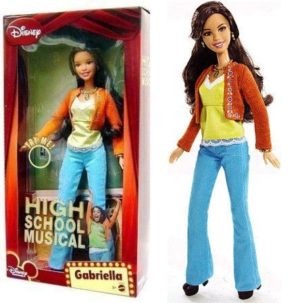 "High School Musical Barbie (Disney Movie ""Feature Film"" Collection Series-1) ""Rare-Vintage"" (2007)"